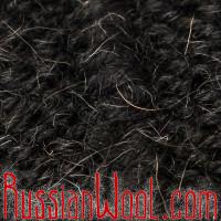 Свитер XL из 100% верблюжьей шерсти черный