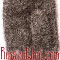 Варежки из натуральной козьей шерсти