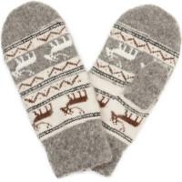 Варежки Эскимосские с оленями