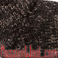 Носки из верблюжьей шерсти черного цвета и козьего пуха