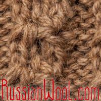 Свитер из 100% верблюжьей шерсти женский удлиненный