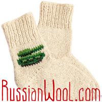 Носки Подарочные мужские Танки 100% шерсть — к 23 февраля