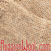 Носки ЧШ комплект: две пары, женские, овечья шерсть