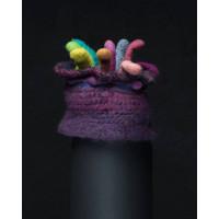 Стильная женская шапка