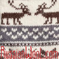 Гольфы Эскимосские шерстяные