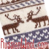 Гольфы Эскимосские пуховые