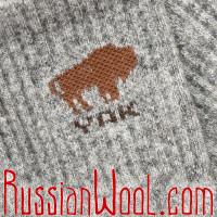 Носки из шерсти яка, Монголия