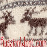 Следки Эскимосские из козьего пуха