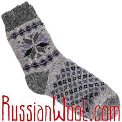 Носки Кристалл мужские шерстяные