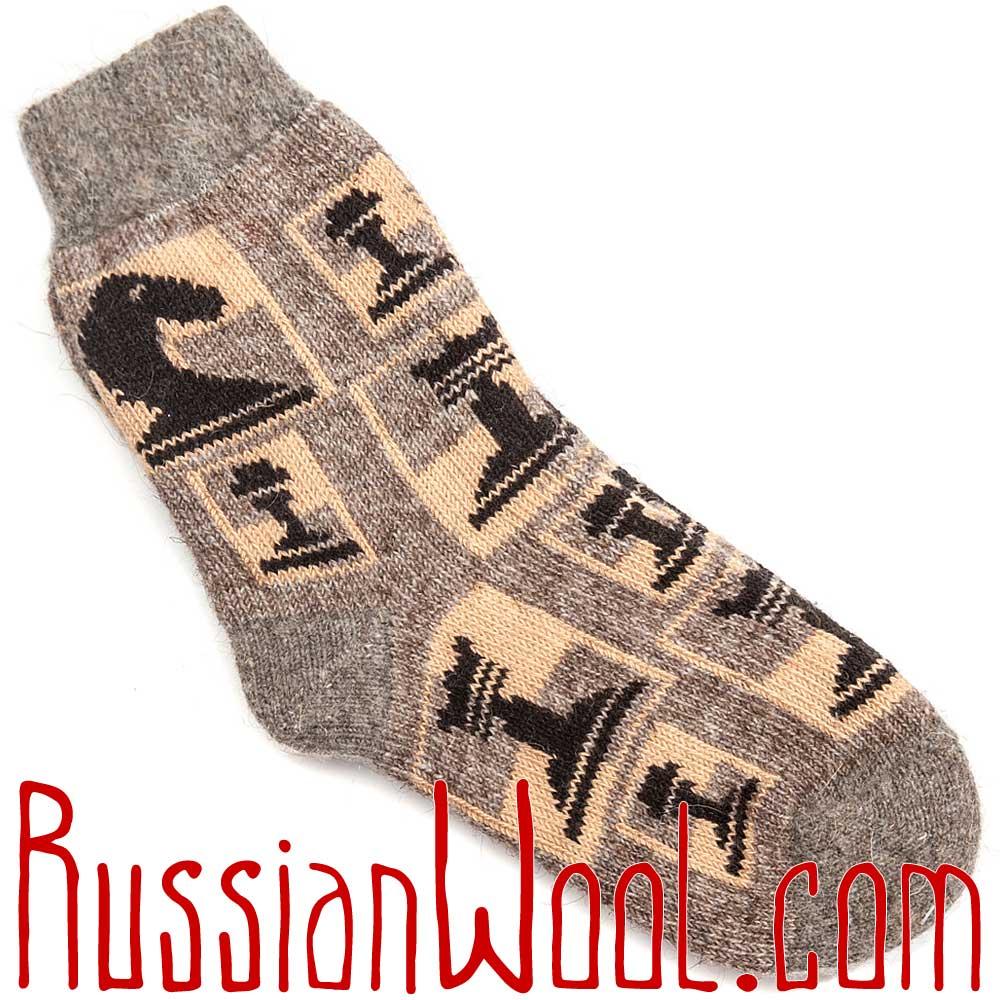 Купить мужские шерстяные носки