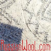 Носки Весенние Ниагара женские полушерстяные