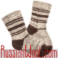 Комплект: теплые мужские носки для охоты и рыбалки, две пары
