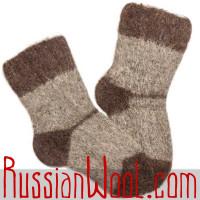 Комплект: толстые мужские носки для охоты и рыбалки, две пары