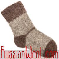 Вязаные шерстяные носки для охоты и рыбалки