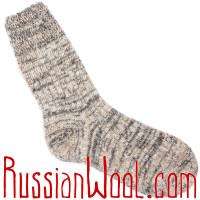 Носки шерстяные Все Оттенки Серого на каждый день