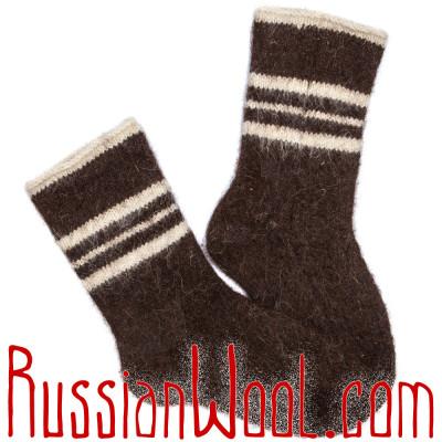 Шерстяные носки Гига